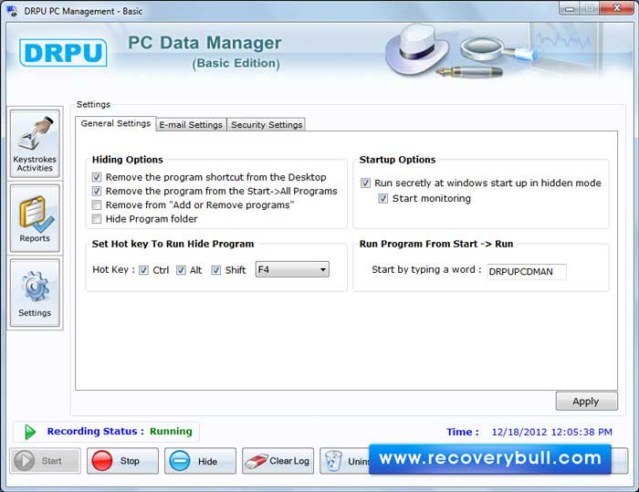 Computer Keylogger Software